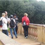 pujant per la Vall d´Hebron cap a Sant Cebrià - 3