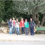 pujant per la Vall d´Hebron cap a Sant Cebrià - 0