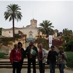 pujant per la Vall d´Hebron cap a Sant Cebrià - 5