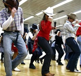 aprender a bailar country