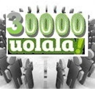 CENA 30000 UOLALÁS.ULTIM DIA APUNTAR-SE