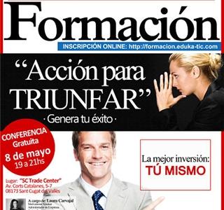 CONFERENCIA ACCIÓN PARA TRIUNFAR
