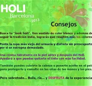 HOLI Barcelona 2013 - pic0