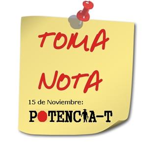 POTENCIA-T - 3º EDICIÓN EN VALENCIA